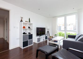 Thumbnail Studio for sale in Rivulet Apartments, Devan Grove, Manor House