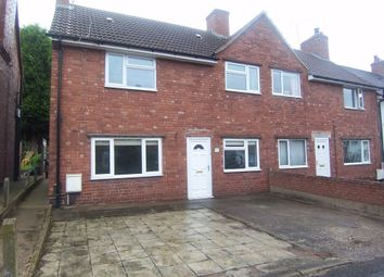 Thumbnail 3 bed semi-detached house to rent in North Avenue, Rainworth, Mansfield
