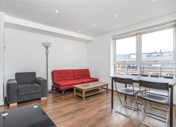 Thumbnail 1 bed flat to rent in Kirby Street, London