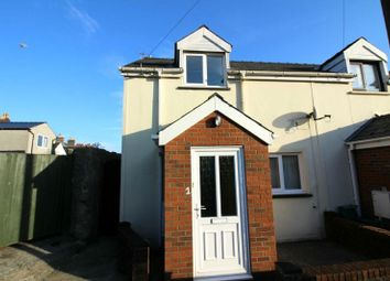 Thumbnail 2 bedroom end terrace house to rent in Park Lane, Pembroke Dock