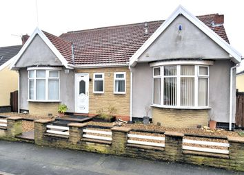 Thumbnail 4 bed detached bungalow for sale in Ruskin Avenue, Mexborough
