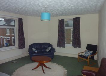 Thumbnail 1 bed flat to rent in Westbury Street, Derby