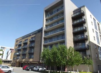 Thumbnail 2 bed flat for sale in Caldey Island House, Ferry Court, Cardiff, Caerdydd