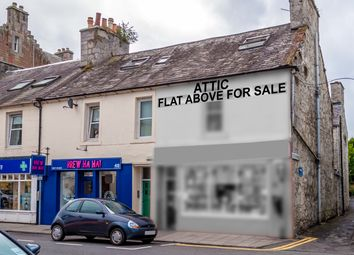 Thumbnail 1 bed duplex for sale in Victoria Street, Newton Stewart