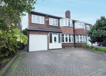 Thumbnail 4 bed semi-detached house for sale in Lostock Road, Urmston, Manchester