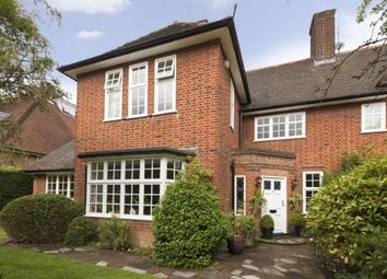 Thumbnail 4 bed semi-detached house for sale in Middleway, Hampstead Garden Suburb, London