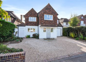 Thumbnail 4 bed detached house for sale in Arbrook Lane, Esher, Surrey