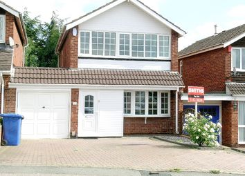 Thumbnail 3 bed detached house to rent in Adonis Close, Perrycrofts, Tamworth, Staffordshire