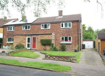 Thumbnail 4 bed semi-detached house for sale in Sandpit Lane, St. Albans, Hertfordshire