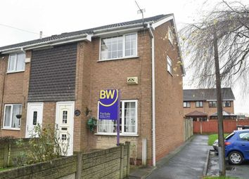 Thumbnail 2 bed end terrace house for sale in Lostock Walk, Leigh, Lancashire