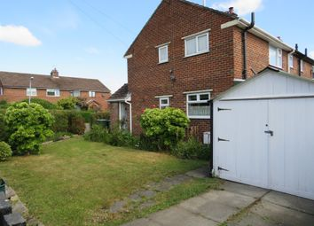 Thumbnail 2 bed end terrace house for sale in Grange Road, Cuddington, Northwich