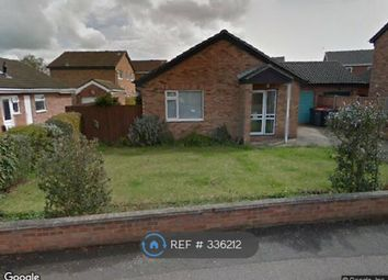Thumbnail 2 bed bungalow to rent in Marlow Way, Bedford