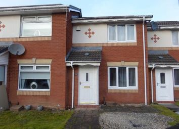 Thumbnail 2 bed terraced house for sale in Thistledown Grove, Coatbridge