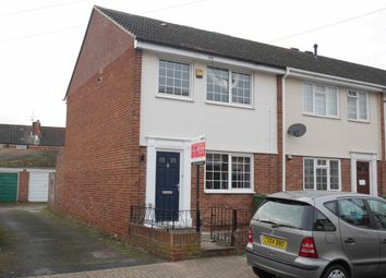 Thumbnail 3 bed end terrace house to rent in Highgrove Road, Portsmouth