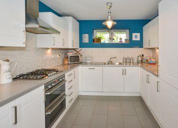 Thumbnail 4 bedroom semi-detached house for sale in Selkirk Drive, Oakridge Park, Milton Keynes