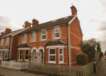 Thumbnail 3 bed semi-detached house for sale in Oakley Road, Camberley, Surrey