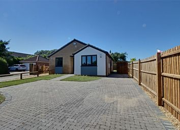 Thumbnail 2 bed detached bungalow for sale in Desborough Road, Hartford, Huntingdon