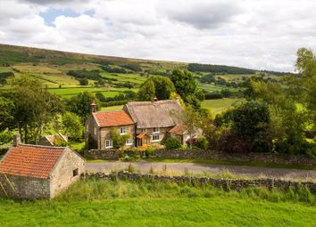 Thumbnail 3 bed detached house for sale in Low Mill, Farndale, York, North Yorkshire