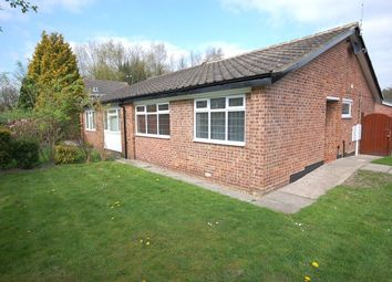 Thumbnail 2 bed bungalow for sale in Camp Wood Close, Little Eaton, Derby