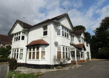 Thumbnail 2 bedroom flat to rent in 48 Kings Avenue, Lower Parkstone, Poole