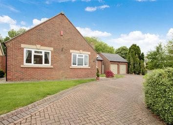 Thumbnail 3 bed detached bungalow for sale in Wanshot Close, Wroughton, Swindon