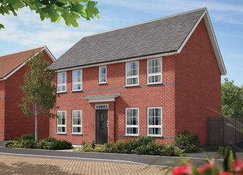 "Thumbnail 4 bed detached house for sale in ""Thornbury"" at Inglewhite Road, Longridge, Preston"