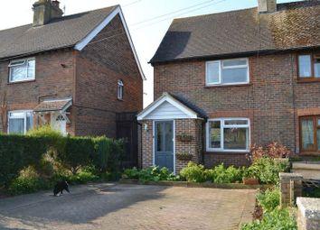 Thumbnail 2 bed semi-detached house for sale in Audley Avenue, Tonbridge