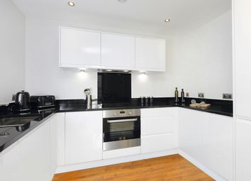 Thumbnail 1 bed flat for sale in Broomfield Street, London