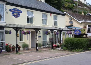 Thumbnail Hotel/guest house for sale in The Quay, West Looe