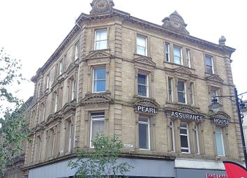 Thumbnail 1 bed flat to rent in Pearl Assurance House, Bradford, West Yorkshire