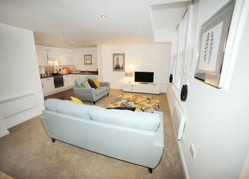 "Thumbnail 3 bed flat for sale in ""The Bede"" at Aykley Heads, Durham"