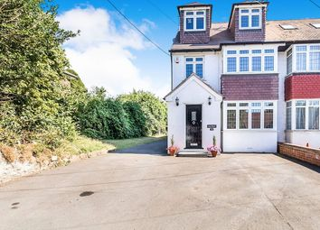 Thumbnail 5 bed semi-detached house for sale in Wood Lane, Dartford