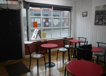 Thumbnail Restaurant/cafe for sale in Cafe & Sandwich Bars S64, Kilnhurst, South Yorkshire