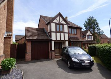 Thumbnail 4 bed detached house for sale in Wheatfield Drive, Wick St. Lawrence, Weston-Super-Mare