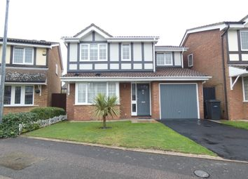 Thumbnail 4 bed detached house to rent in Naylor Avenue, Kempston, Bedford