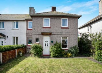 3 bed semi-detached house for sale in Caldew Street, Silloth, Wigton, Cumbria CA7