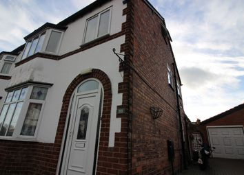 Thumbnail Room to rent in Shaftesbury Avenue, Vicars Cross, Chester