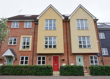 Thumbnail 4 bedroom terraced house for sale in Stadium Approach, Aylesbury