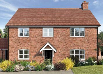 Thumbnail 5 bed detached house for sale in Birch Meadow, Barkway, Hertfordshire