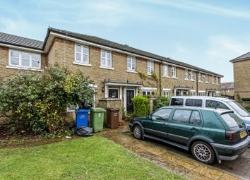 Thumbnail 3 bed terraced house to rent in Compton Close, London