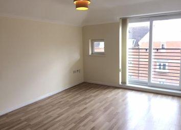 Thumbnail 2 bed flat to rent in Eddington Crescent, Welwyn Garden City