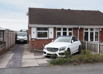 Thumbnail 1 bed semi-detached bungalow for sale in Forrister Street, Meir Hay, Stoke On Trent, Staffordshire
