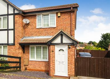 Thumbnail 2 bedroom semi-detached house for sale in Dylan Thomas Road, Bestwood Park, Nottingham