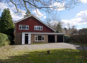 Thumbnail 5 bed detached house to rent in Bradbourne Park Road, Sevenoaks