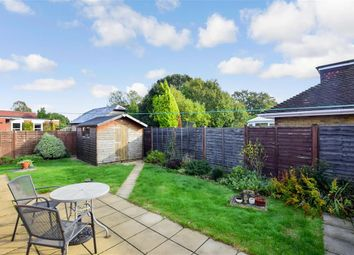 Thumbnail 4 bed detached bungalow for sale in Westbourne Close, Emsworth, Hampshire
