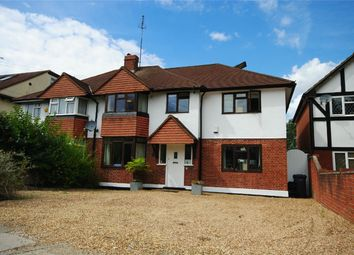 Thumbnail 5 bed semi-detached house for sale in Willow Way, Twickenham