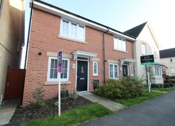 Thumbnail 3 bed end terrace house for sale in Askew Way, The Spires, Chesterfield