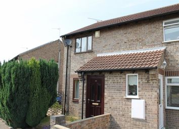 Thumbnail 2 bed semi-detached house to rent in Arthurton Road, Spixworth, Norwich