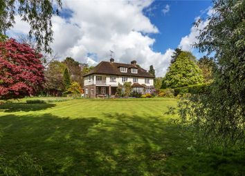 Thumbnail 8 bedroom detached house for sale in Ballards Lane, Oxted, Surrey