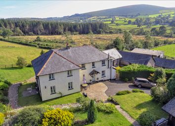 Thumbnail 5 bed detached house for sale in North Bovey, Dartmoor National Park